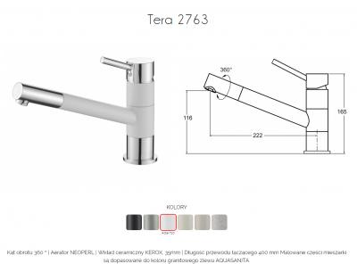 TERA 2763-710 Alba