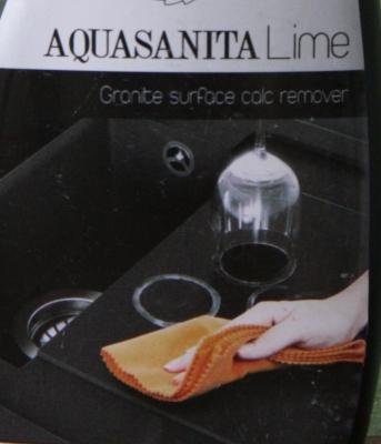 Aquasanita LIME Środek do usuwania nalotów kamiennych