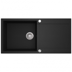 Aquasanita TESSA SQT103-601AWP PushControl  BLACK METALIK