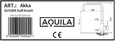 Aquila Akka inox