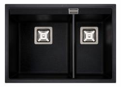 DELICIA SQD150-601AW Czarny metalik