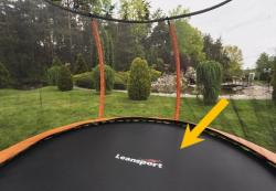 Mata do Trampoliny 12ft LEAN SPORT BEST
