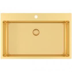 Aquasanita Aira AIR100M-G Gold