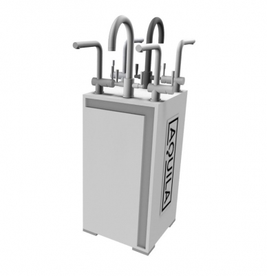 Aquila Ekspozytor na baterie