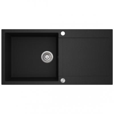 Aquasanita TESSA SQT103-601AWP BLACK METALIK nowy przycisk automatu