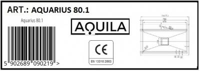 AQUILA AQUARIUS 80.1 SET